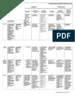 capstone professional planning grid  1