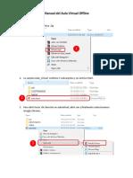 Manual Del Aula Virtual Offline