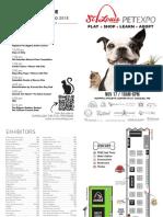 St. Louis Pet Expo Show Program