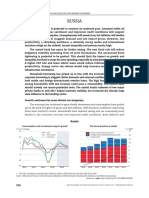 Economic Forecast Summary Russia Oecd Economic Outlook