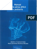 Manual de via Aerea Dificil en Pediatria