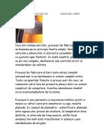 PROCESUL TEHNOLOGIC DE                         FABRICARE  A BERII.doc