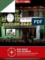 The Wine Store - Bogotá   Catalogo Navidad 2018