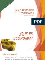 Economía y Divesidad Económica