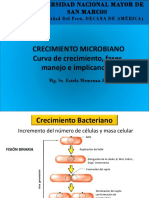 Clase 6 Crecimiento Microbiano