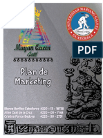 Plan de Marketing - Mayan Queen Hotel