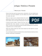 A Museologia - Importância No Turismo