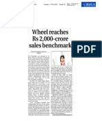 09Feb17 ET Wheel Reaches Sales Benchmark Tcm114-193548