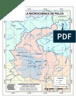 Delimitacion de La Cuenca de Palca