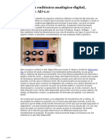 Máquina Radiónica Analógica_digital_ Radionic AD_1
