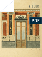«Ερνέστος Τσίλλερ, αρχιτέκτων (1837-1923)»   Εθνική Πινακοθήκη, 22/03/2010 - 15/10/2010