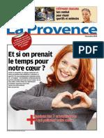 Ce dimanche avec La Provence
