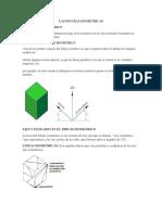 Las Figuras Isometricas