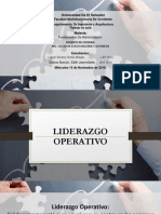 Liderazgo Operativo Fundamentos Ing Eliseo Castaneda