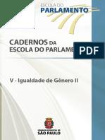 CEP v Igualdade de Genero II