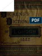 Dickens's Dictionary of London, 1882