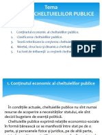 teme finante publice