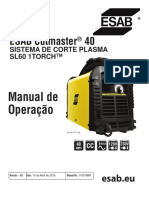 4 - Manual de Operacao Do Sistema Corte de Plasma (1)