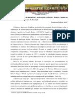 MELO, W. a Ditadura, A Questão Da Moradia e a Modernização Excludente [Art.]