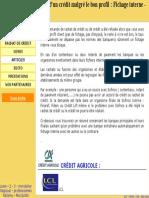 Arcrachatcredits Org Article Art865 Refus d Un Credit Malgre Le Bon Profil Fichage Interne HTML