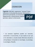 La Cognicion