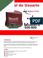 Manual Motor Veloti II