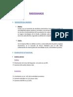 Administracion Informe Radioshack