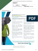 Administracion Financiera Examen Parcial - Semana 4