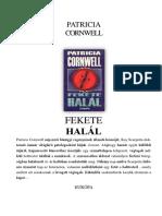 Patricia Cornwell - 08. Fekete halál.pdf