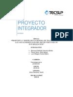 1° y 2° Etapa-Proyecto Integrador - Transferencia