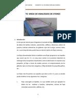 Informe de Mesa Analogica de Stokes
