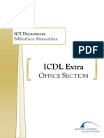 ICDL Extra Office2016 Final