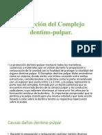 Protección Del Complejo Dentino-pulpar 1