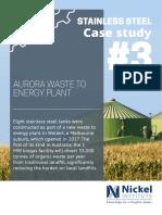 CS3 - Aurora Waste