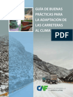 Guía de Adaptación Carreteras Al Clima