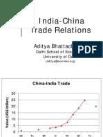20070517 - IndiaChinaRelations