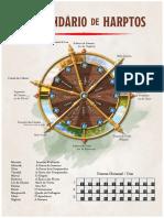 DnD 5e - Forgotten Realms - O Calendário De Harptos [Encarte].pdf