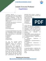13.simulado cognitivismo