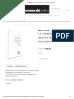 Casos de Derecho Penal. Parte General, Vol. 2 – Hammurabi