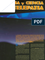 Revista Mas Alla 033-Telepatia