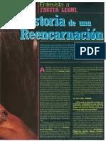 Revista Mas Alla 034-Historia Reencarnacion