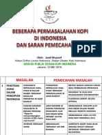 Dekopi FGD Permasalahan Print