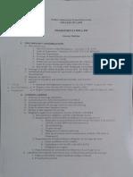 Transpo Syllabus - Assigned Cases