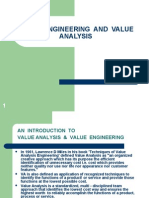 23426337 Value Engineering and Value Analysis