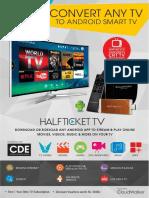 HalfTicket TV