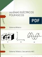 Sistema Eléctricos Polifásicos