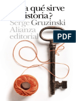 _Para que sirve la historia_ - Serge Gruzinski.pdf