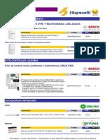 Catálogo Bosch Intrusión Feb17