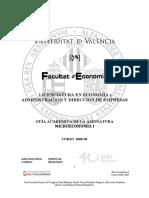 Guia Academica Microeconomía 08-09