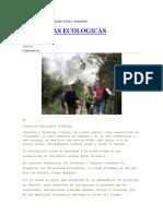 Turismo Con Responsabilidad Social y Ambiental